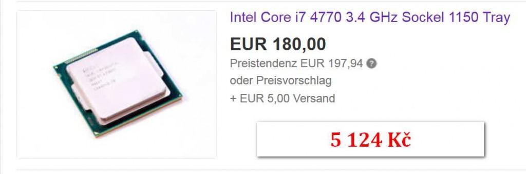 i7 4770 ebay