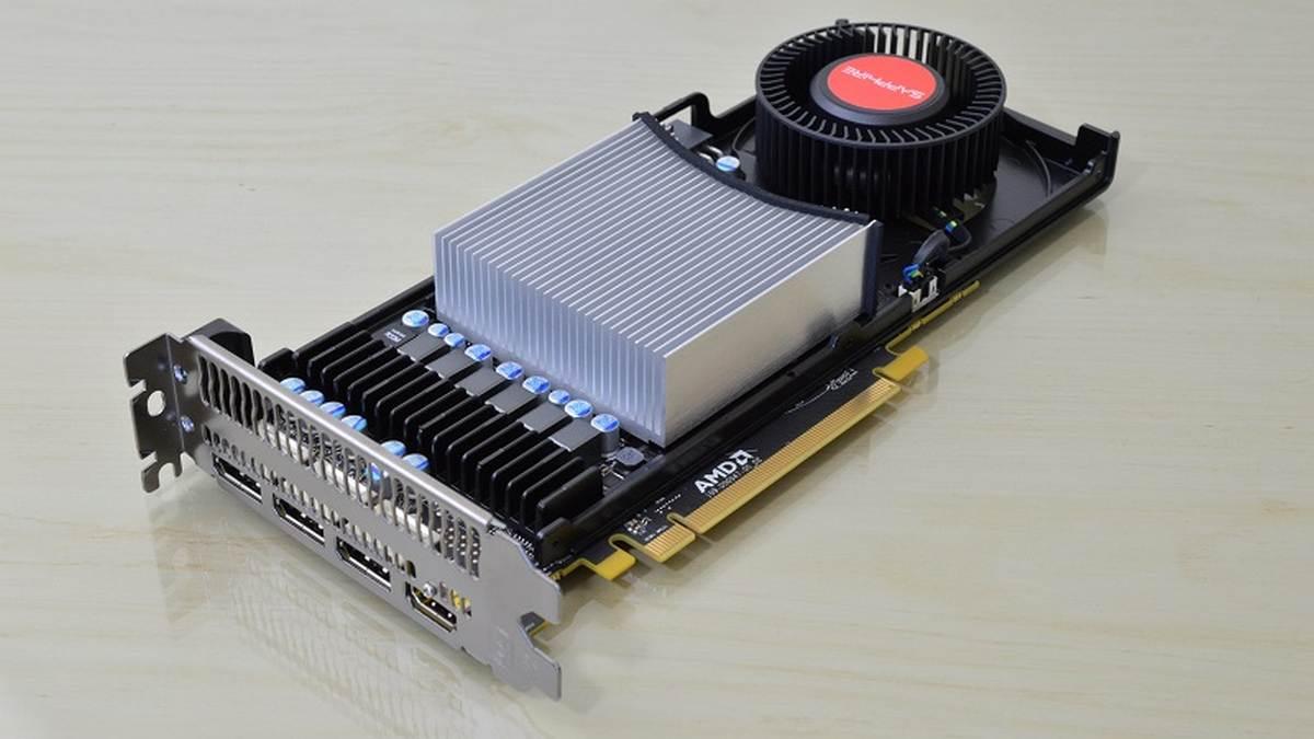Referenční chlazení RX 480