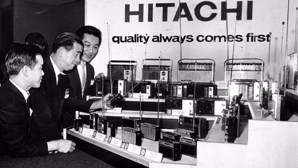 CES 1967 - Hitachi