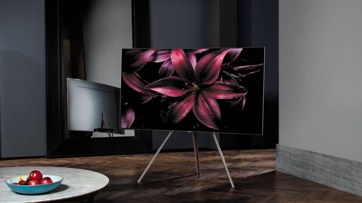 Samsung CES 2017 QLED TV