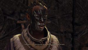 Domorodci to s tím makeupem občas trochu přeháněli.