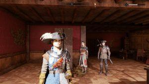 Když vše funguje jak má, dokáže hra zobrazit pěkně nasvícené, detailní modely postav..