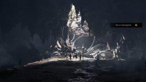 I podzemní svatyně a jeskyně mají působivou atmosféru.