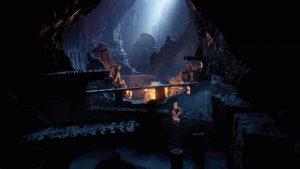 Podzemní město s mnoha mostky připomíná Morii z Pána prstenů