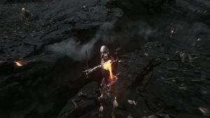 Jedním z nepřátel ve hře budou kostlivci, vylézající z podzemí, což tedy není zrovna originální :)